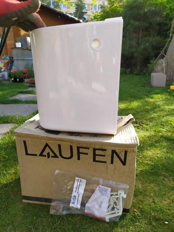 náhled Prodám Laufen Pro kryt sifonu-bílý, nový nepoužitý