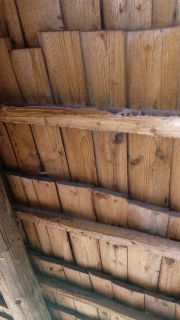 náhled Dřevěný šindel