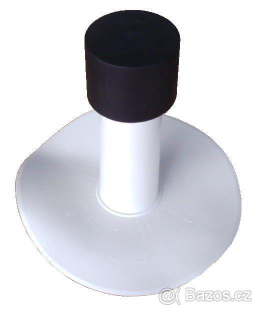 náhled Odvětrávací komínek PVC 75/240-270