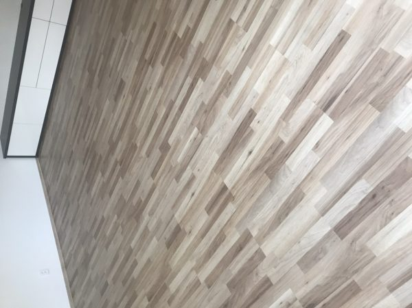 náhled Demontovaná laminátová podlaha