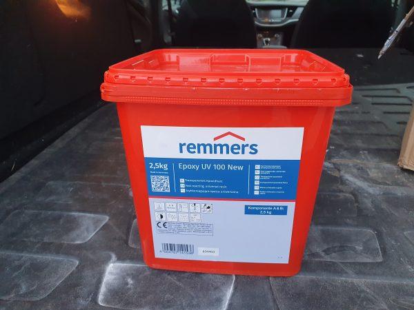 náhled Remmers - epoxy UV 100 new, 2,5kg