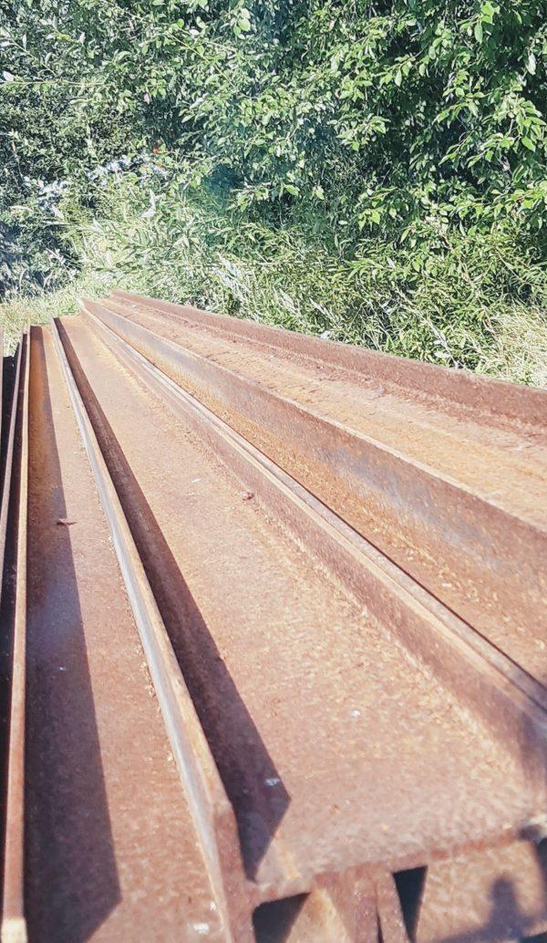 náhled Železný Profil I 140x6000 traverza,profil, překlad