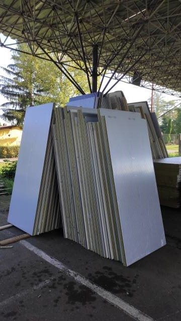 náhled Sendvičové izolační panely stěnové