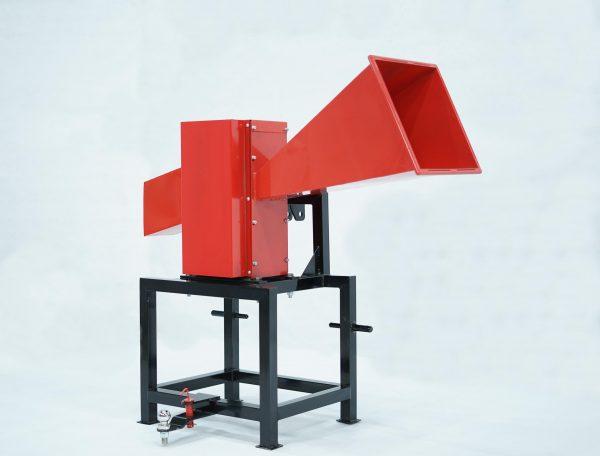 náhled Drtič větví štěpkovač - špalíkovač RS 100 do 10cm