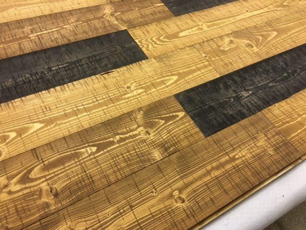 náhled dřevěný obklad Katrované dřevo