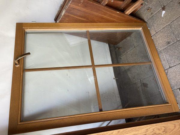 náhled Okno jednokřídlé dřevěné