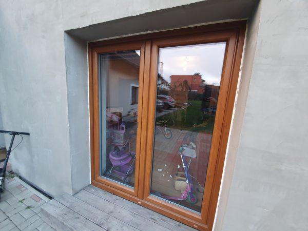 náhled Balkónové plastové dveře