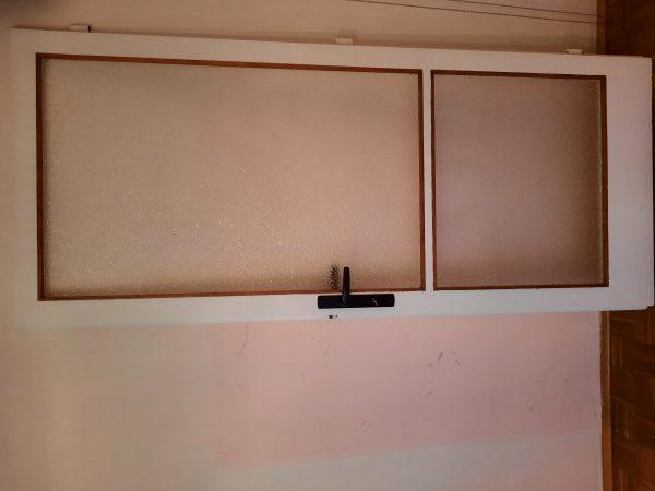 náhled Prosklené dveře 80cm