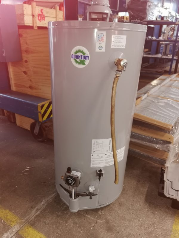 náhled Plynový zásobníkový ohřívač Q7EU 40 NORS 144l