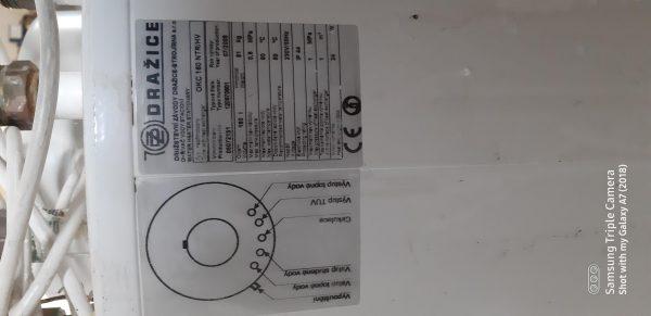 náhled Dražice 160l boiler, ohřívač
