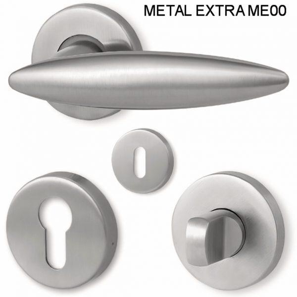náhled Dveřní kování ME00, ME03, ME05, ME09 a ME13