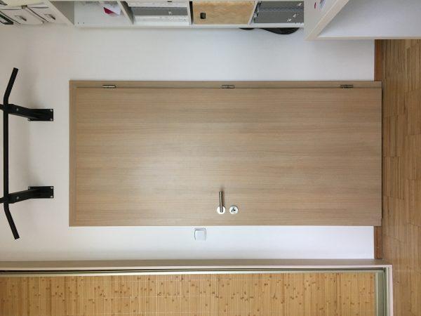 náhled Interiérové dveře se zárubněmi a kováním (5 ks)