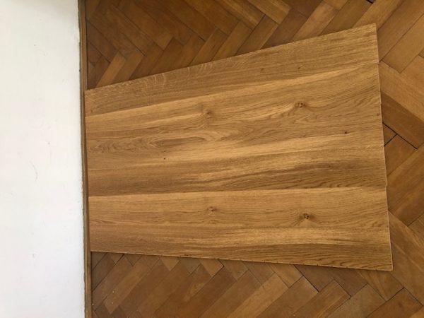 náhled Dřevěná dvouvrstvá podlaha Dub natur - 42m2