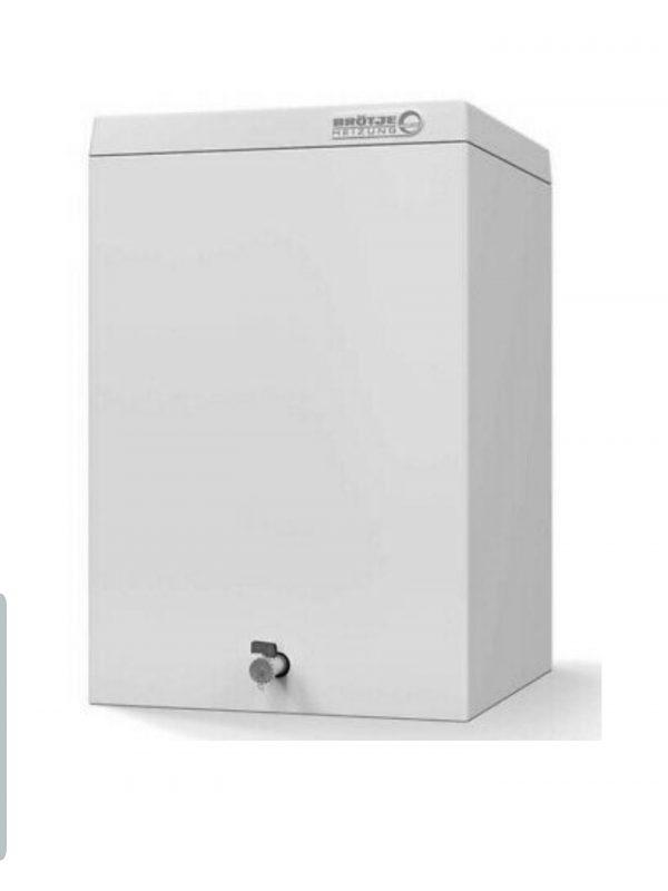 náhled Zásobník HydroComfort Square 160 + termostat
