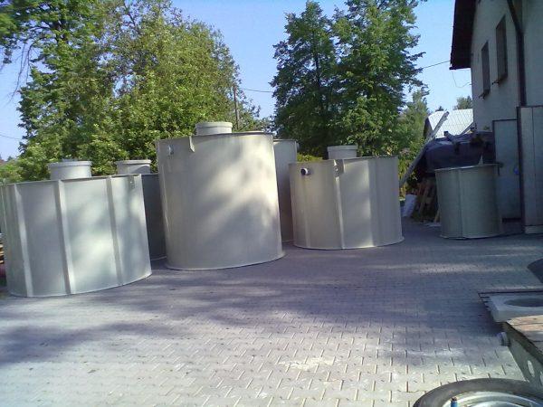 náhled Jímka, Žumpa , Čerpací stanice, Bazén, Vodoměrná
