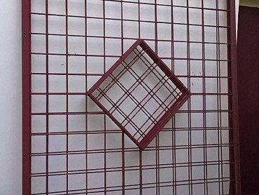 náhled Bezpečnostní mříže