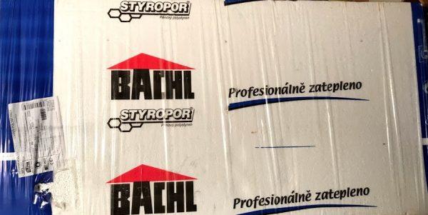 náhled Polystyren EPS 100  o šířce 60 mm a 80 mm Bachl Styropor