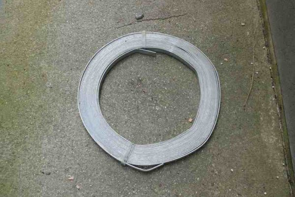 náhled Zemnící páska 30 x 4, pozinkovaná
