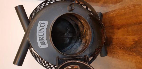 náhled Teplovzdušná krbová kamna BRUNO II.