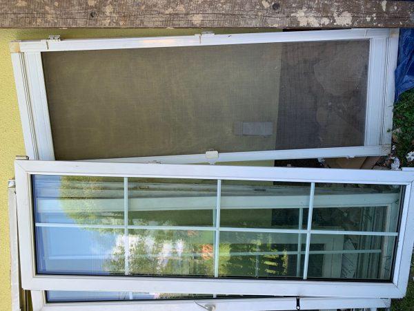 náhled Prodám plastová okna různých rozměrů - ihned k odběru