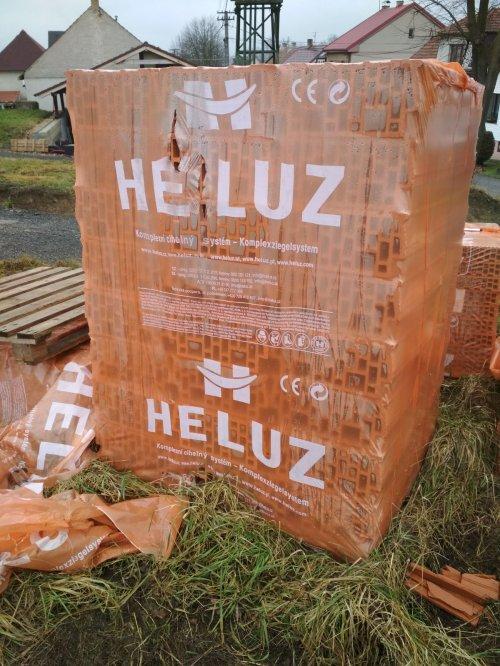 náhled Heluz překlady, stropní vložky miako