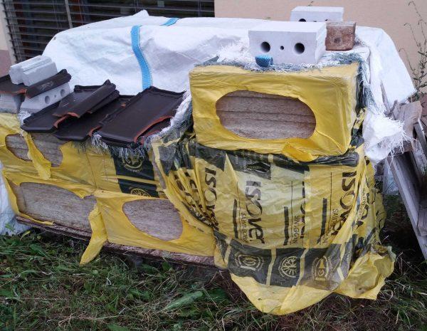 náhled Kročejová (akustická) izolace Isover N 30 mm - 8 balíků