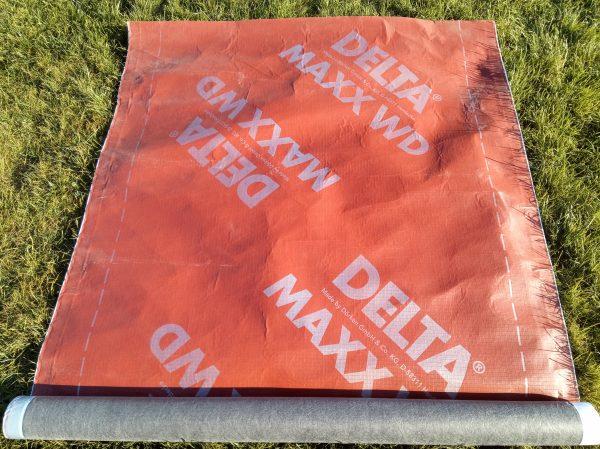 náhled Difúzní membrána Delta Maxx Plus 10 m2