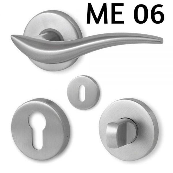 náhled Dveřní kliky METAL EXTRA ME06 a ME12