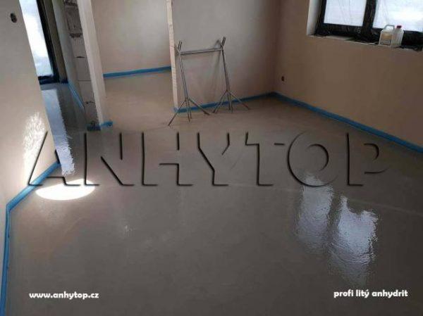 náhled Anhydritové podlahy