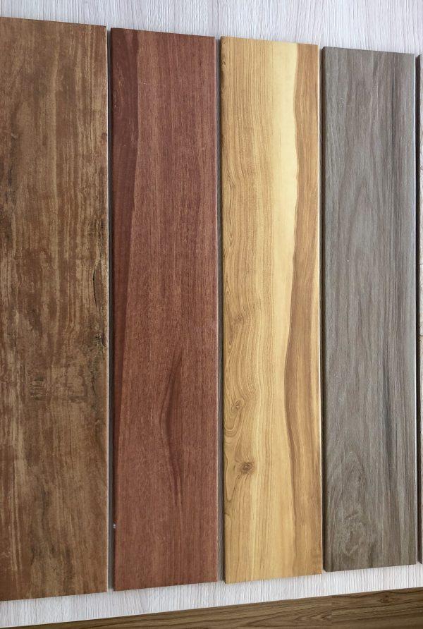 náhled Listely dlažba keramická 15x80 - Imitace Dřeva