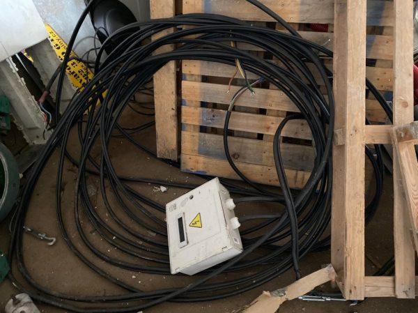 náhled Kabel AYKYz-J 4x16mm2 + pojistková skříň