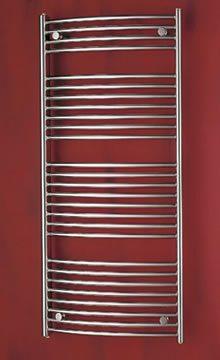 náhled Koupelnový radiátor-NEREZ