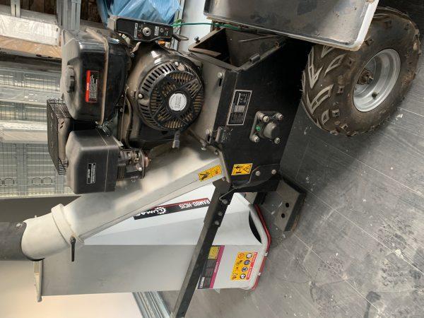 náhled Štěpkovač LUMAG RAMBO HC 15