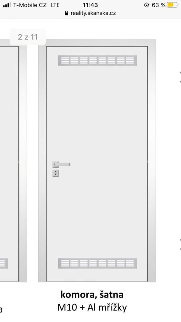 náhled SAPELI interierove dveře se zárubní