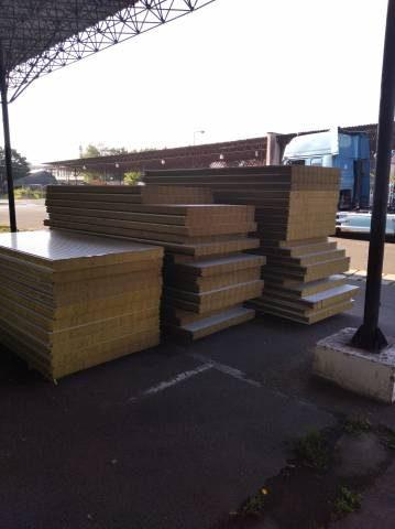 náhled Sendvičové izolační zateplovací panely stěnové