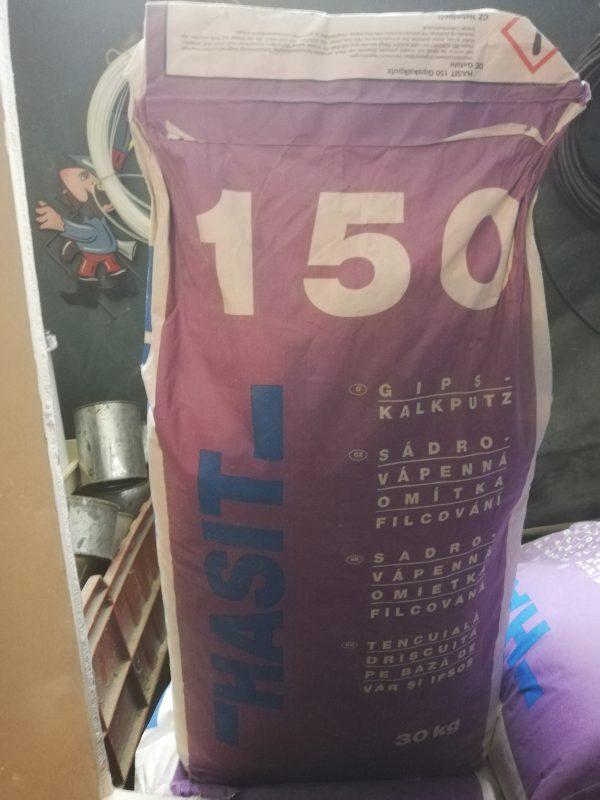 náhled Hasit 150 sádro vápenná omítka,