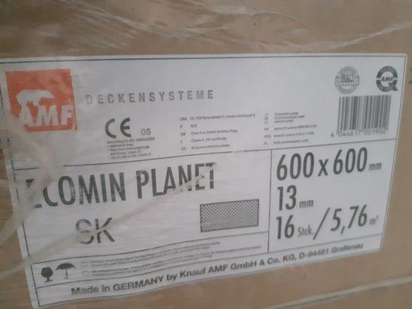 náhled Prodej MINERÁLNÍ STROP 600x600