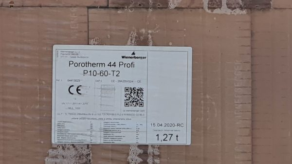 náhled Porotherm 44 Profi P10
