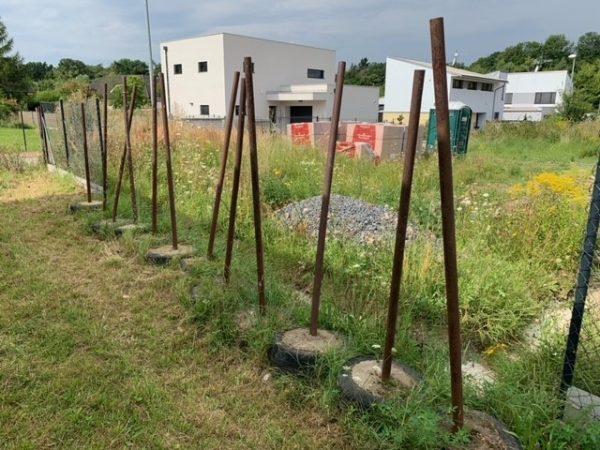 náhled Přenosný plot na pozemek