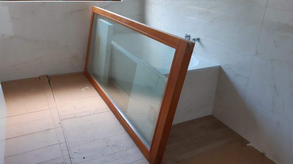 náhled Nové okno, dřevěné, trojsklo U=0,6
