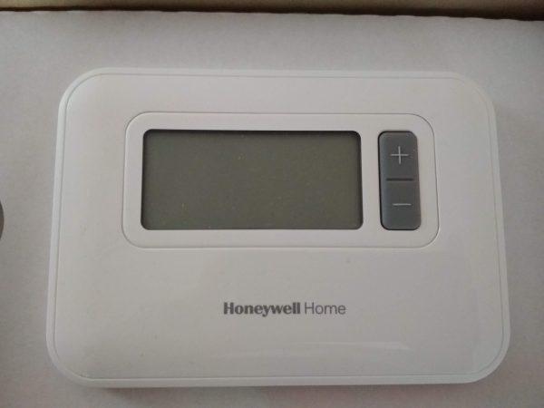 náhled Prodám bezdrátový termostat Honeywell T3R