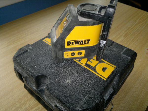 náhled Samonivelační laser DeWALT