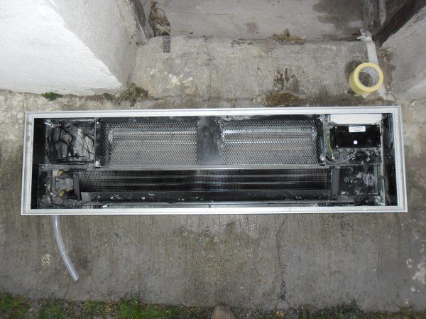 náhled Predam podlahovy konvektor EMCO typ KQec.
