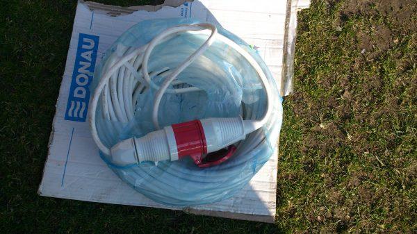 náhled Prodlužovací kabel 380 V