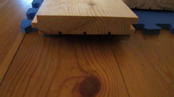 náhled Podlahová prkna (palubky)