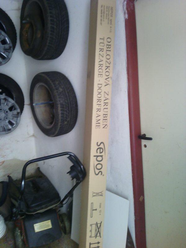 náhled Prodám obložku Sepos