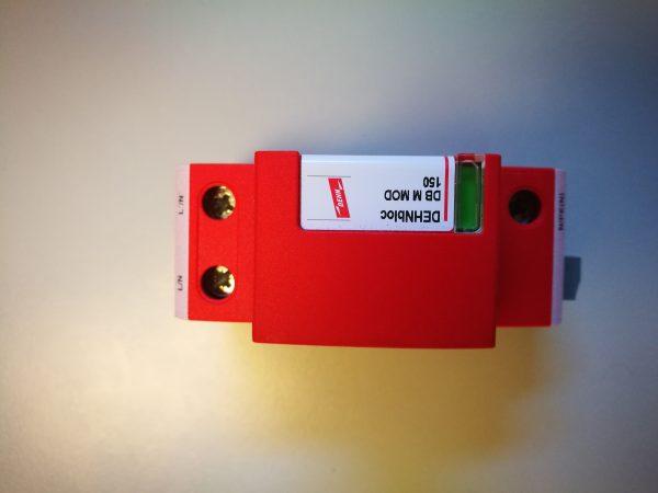 náhled svodič přepětí DEHNbloc DB M MOD 150