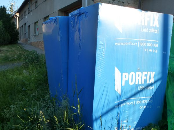 náhled prodám příčkovky Porfix 150x250x500