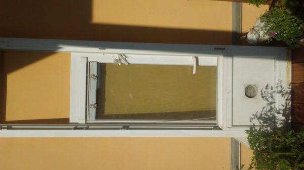 náhled Plastové okno s pevným plným nadsvětlíkem