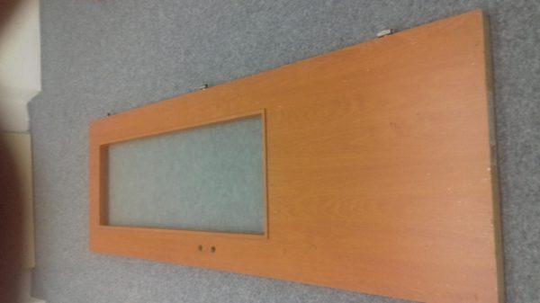 náhled Prodám interérové dveře, barva olše, šíře 85cm, levostranné